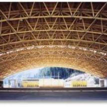 木造トラス