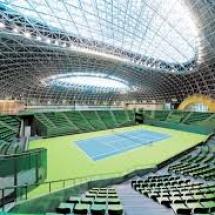 三木総合防災公園屋内テニス場
